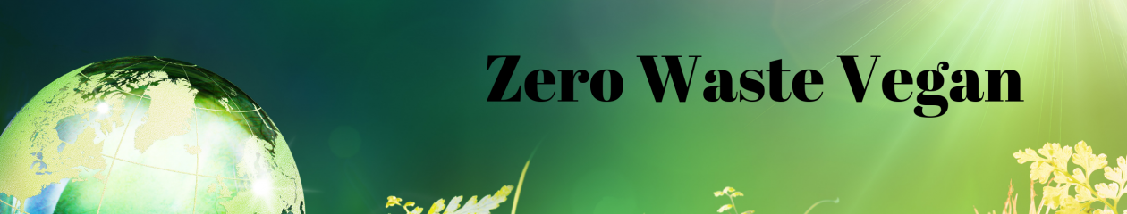 Zero Waste Vegan